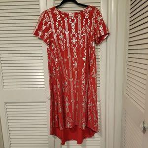 Lula Roe Carly dress